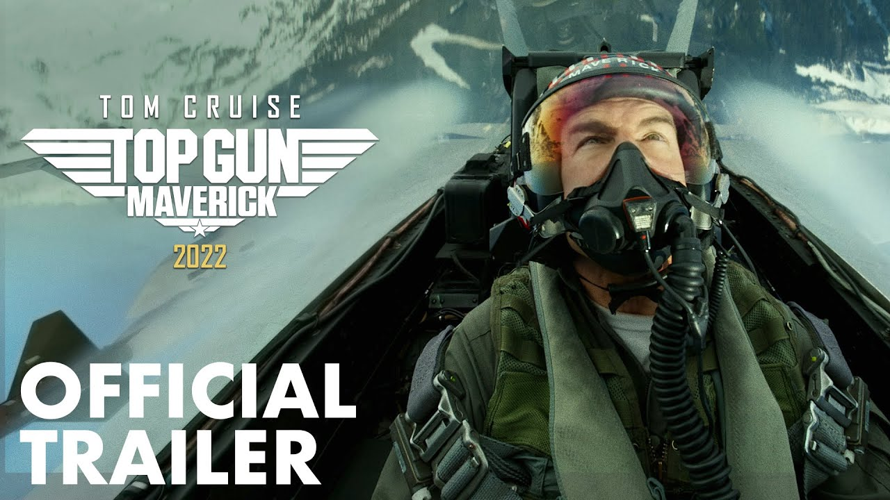 Trailer for Top Gun: Maverick (2020) Image