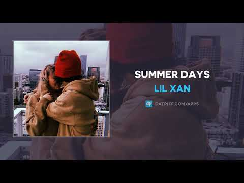 "Lil Xan ""Summer Days"" (OFFICIAL AUDIO)"