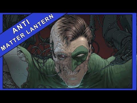 Anti Matter Lantern | The Green Lantern #1