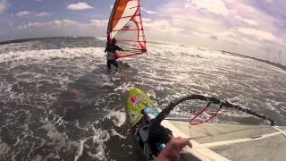 Windsurfing Pozo Izquierdo GoPro HD