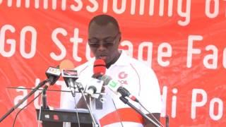 Dep. Min of Energy, Dr. Mohammed Amin Adam