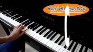 Cara Bermain Piano Mulai Dari NOL 5 Menit Per Hari - Lesson #1