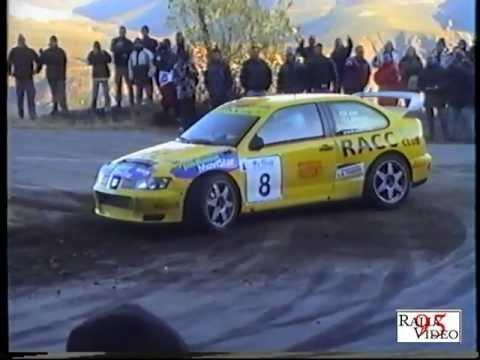 18º Rallye de Madrid 2000