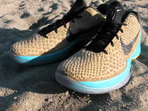0 Nike Zoom Kobe VI Venice Beach Customs