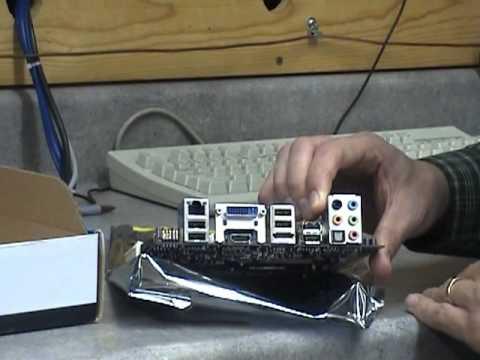 Intel® DH57JG Socket 1156 Mini ITX Motherboard Review