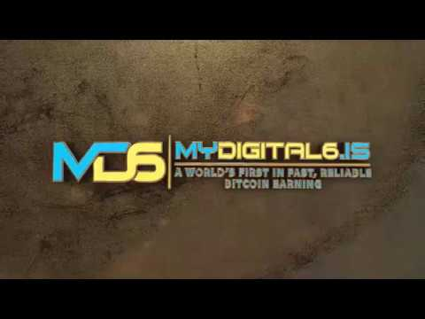 MyDigital6 Bitcoin Program-Official MD6 Intro Video 1 (of 2).