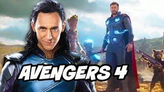 Avengers 4 Loki Scarlet Witch - Trailer Release Date Breakdown