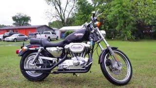 3. 2000 Harley Davidson Sportster 1200