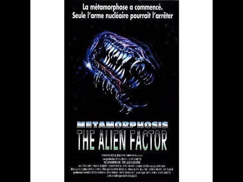 Metamophosis The Alien Factor 1990