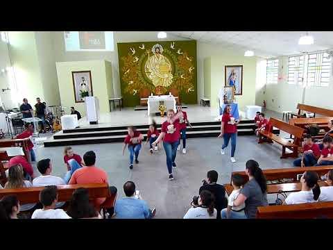 Retiro Arquidiocesano de Música & Artes | Apresentação do Ministério de Dança da Forania de Itajaí