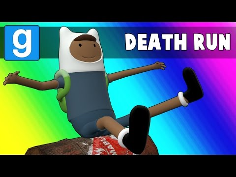 Gmod Deathrun Funny Moments - Musical Chairs! (Garry's Mod) (видео)