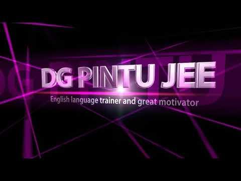 Daily use Spoken english part-1 by DG PINTU JEE