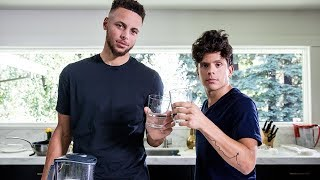 New Year, New Me | Rudy Mancuso & Stephen Curry
