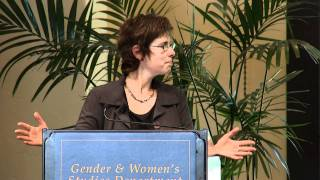Faculty Research Panel - Gender&Women's Studies, UC Berkeley
