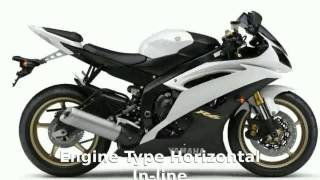 9. 2013 Yamaha YZF R6 Engine