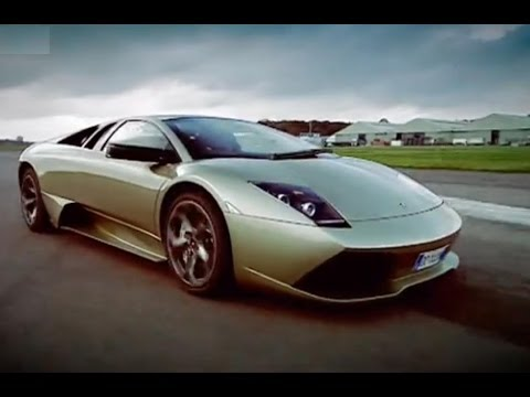 Lamborghini Murcielago review – Jeremy Clarkson – Top Gear – BBC (HQ)