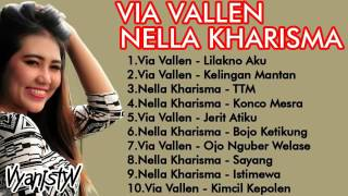 Via Vallen Full Album 2017
