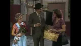 El Chavo Del Ocho - Capítulo 229 - Gloria Y Patty 2 - 1978