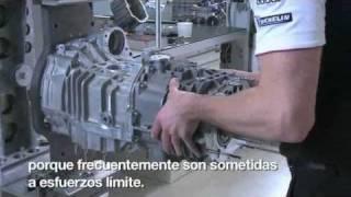 Aplicaciones Loctite En  Vehiculos De Competencia Porsche (Español)