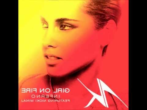 this girl is on fire by alicia keys mp3 download