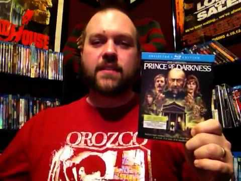 PRINCE OF DARKNESS (1987) Scream Factory Blu-Ray REVIEW!