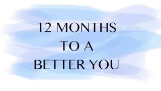 12 Resolusi Bulanan Untuk Hidup Lebih Baik