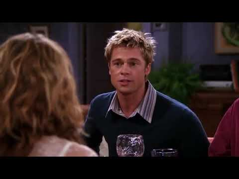 """""""The I Hate Rachel Green Club """" The One With Brad Pitt."""