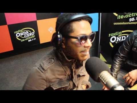 Entrevista a Kalimba en Onda Cero