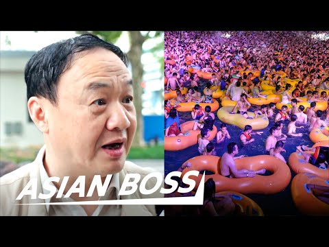 Chinese React To Viral Wuhan Pool Party Video And China's Handling Of COVID-19 | STREET INTERVIEW