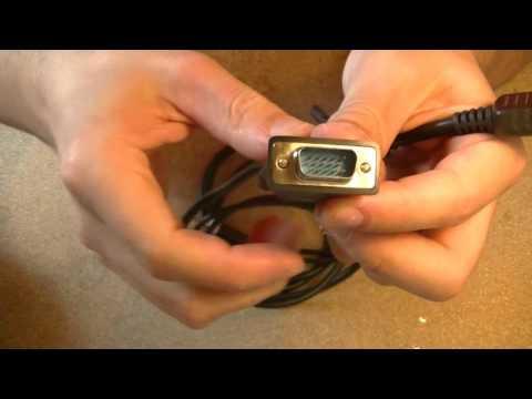 Test #2: Cable Vga tout prêt pour la Dreamcast.1/2