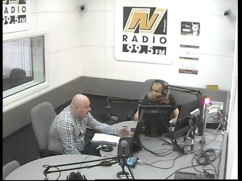 Интервью Михаила Шатилова на НН-радио 08.04.2015