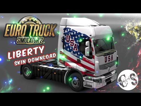 Renault Premium Liberty Skin