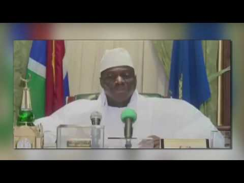 Video: President Yahyah James Rejects Election Results, Calls For Fresh Poll