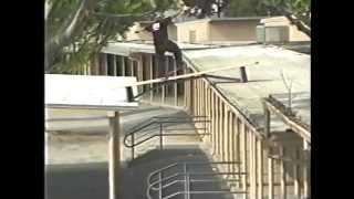 Deawon Song's part in TransWorld SKATEboarding's eleventh video 'i.e.' [2000]