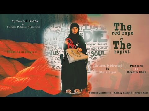 The Red Rope & The Rapist : Indie Film : Trailer : Hindi (Urdu)