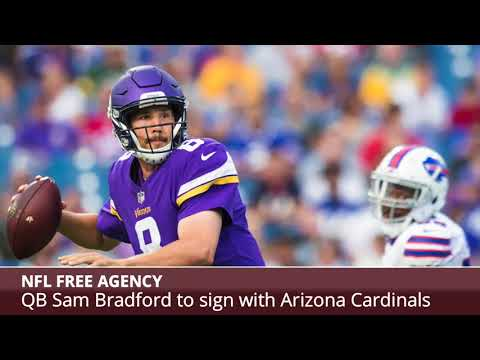 BREAKING: Former Vikings Quarterback Sam Bradford To Sign With Cardinals - Details & Analysis