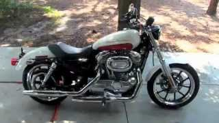 5. New 2012 Harley-Davidson XL883L Sportster Super Low
