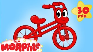 Video My Red Bicycle - My Magic Pet Morphle Videos For Kids MP3, 3GP, MP4, WEBM, AVI, FLV Juni 2017