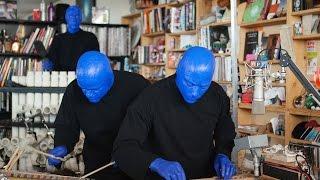 Video Blue Man Group: NPR Music Tiny Desk Concert MP3, 3GP, MP4, WEBM, AVI, FLV Januari 2019