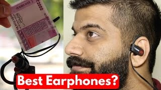 Best Budget Bluetooth Earphones  Worth The Price