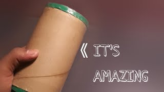 Amazing ROLLING BACK CAN .simple science based project