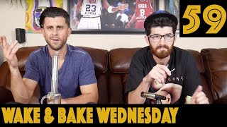 WAKE & BAKE WEDNESDAY EP.59: Quality VS. China, Cold Loading, Best Quartz Brands, Future 420-Media by The Cannabis Connoisseur Connection 420