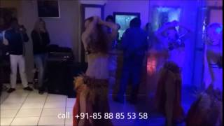 Gala Dinner Performance and Night Life events organized by Travel Kyrgyz by Oviam Tours for Indian Tourists in Bishkek, Kyrgyzstan ----------- Free music ...
