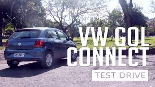 VW Gol Connect 2017 - Test Drive