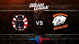 BU vs Virtus.Pro, game 1