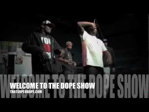SUPERDOPE CYPHER (hip Hop) @WELCOME TO THE DOPE SHOW 