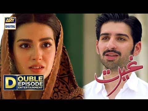 Ghairat Episode 21 & 22