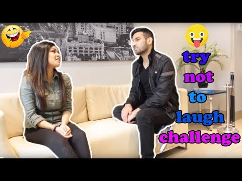 Try Not To Laugh Challenge ft. Zaid Ali