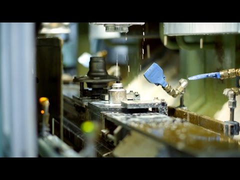 NSK HUB Bearings - Virtual Plant Tour