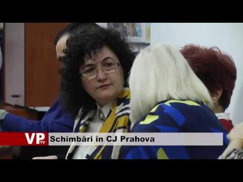 Schimbări în CJ Prahova